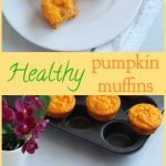 healthy pumpkin, ricotta and quinoa muffins - daniscookings.com