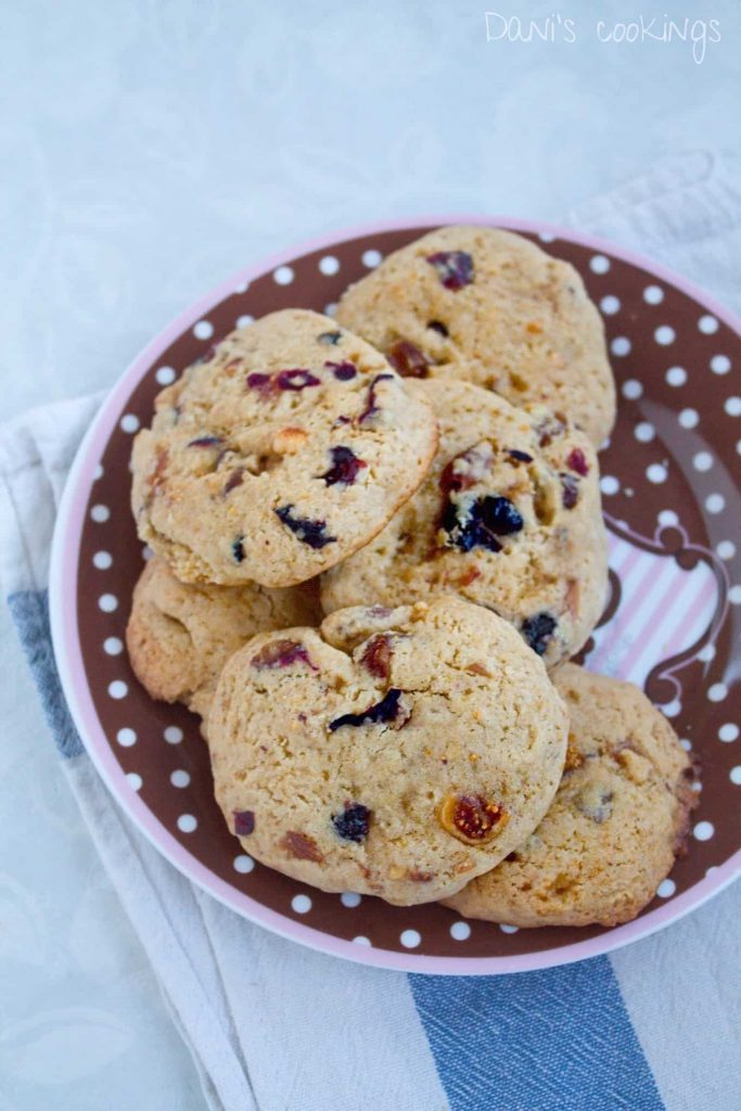 tasty and easy to make dried fruit cookies . Check out the recipe at daniscookings.com