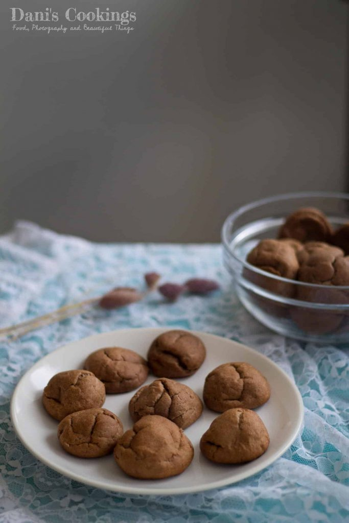 Easy and delicious Cocoa profiteroles with sour cream white chocolate filling   Dani's Cookings