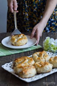 Minced Meat Filo Rolls - Dani's Cookings