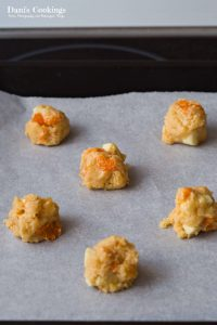 Soft Apricot White Chocolate Cookies - easy and delicious dessert for the whole family! Find the recipe at daniscookings.com