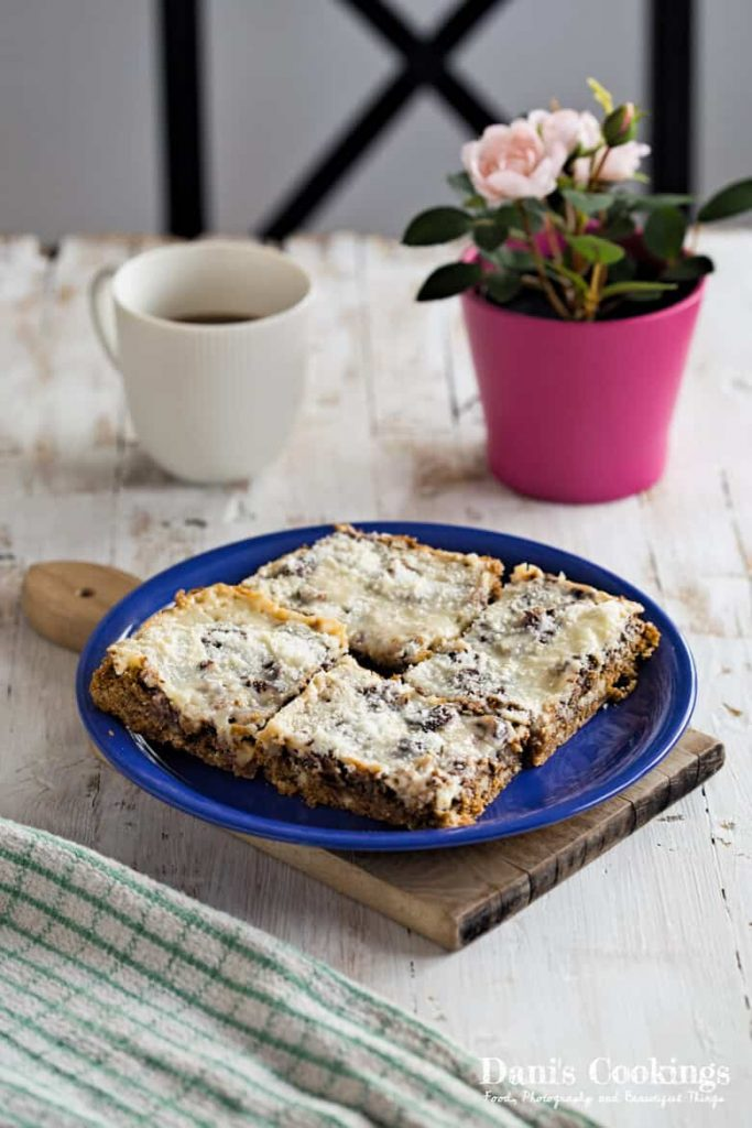 Need a delicious dessert that is decadent and super easy to make? Try these wonderful Easy Magic Cookie Bars with Dates which are very quick and unexpectedly flavourful.