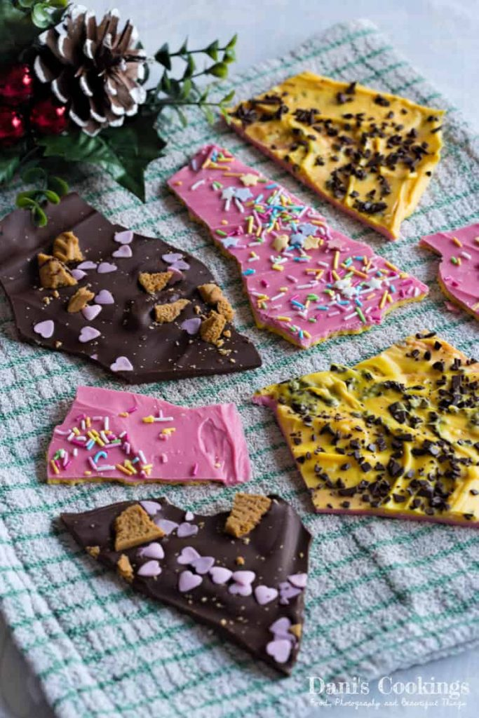 How to make Chocolate Bark
