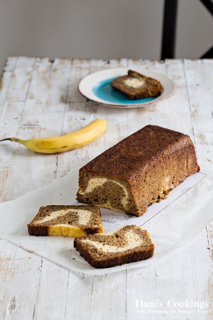 Absolutely delicious Cream Cheese Banana Bread