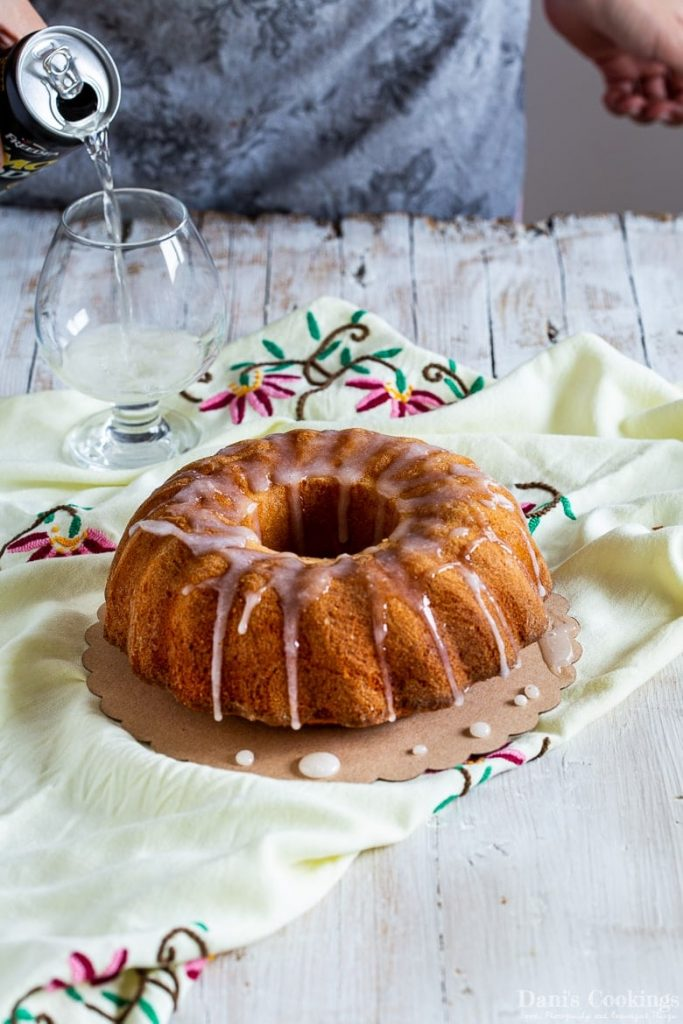 How to make a Lemonade bundt cake