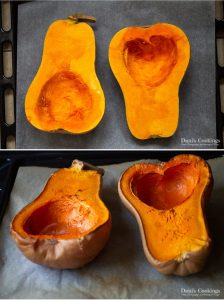 How to bake pumpkin