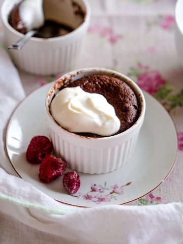 Chocolate Keto Mug Cake