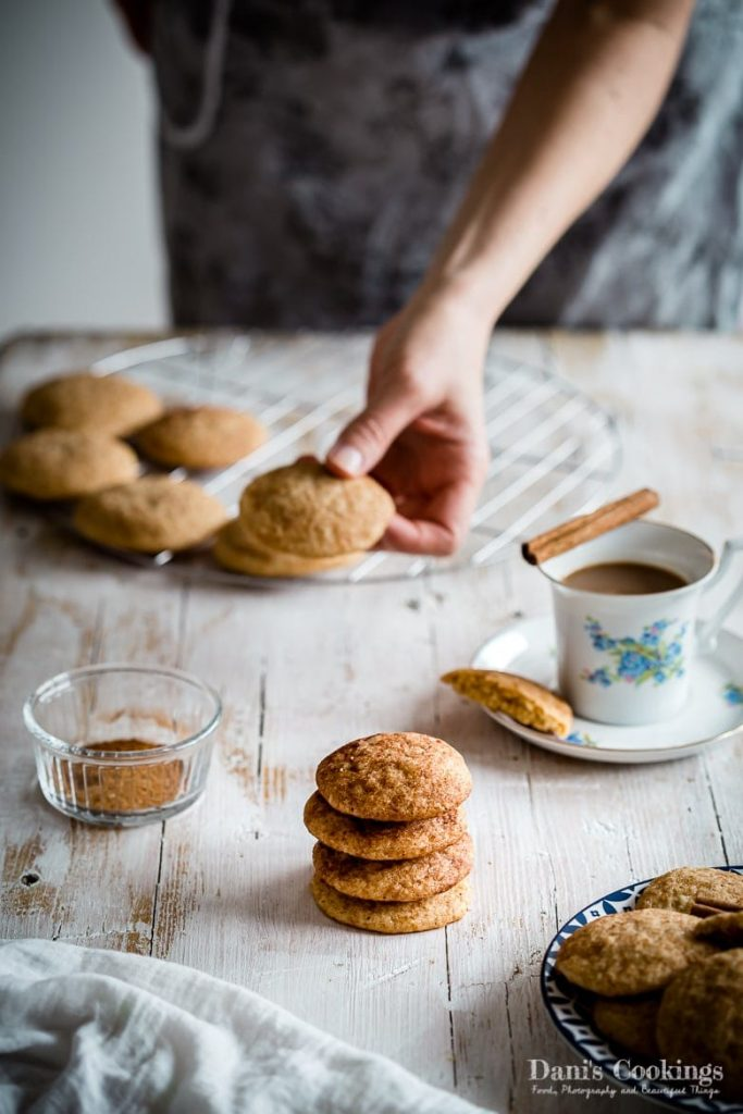 Easy Snickerdoodle Cookie Recipe