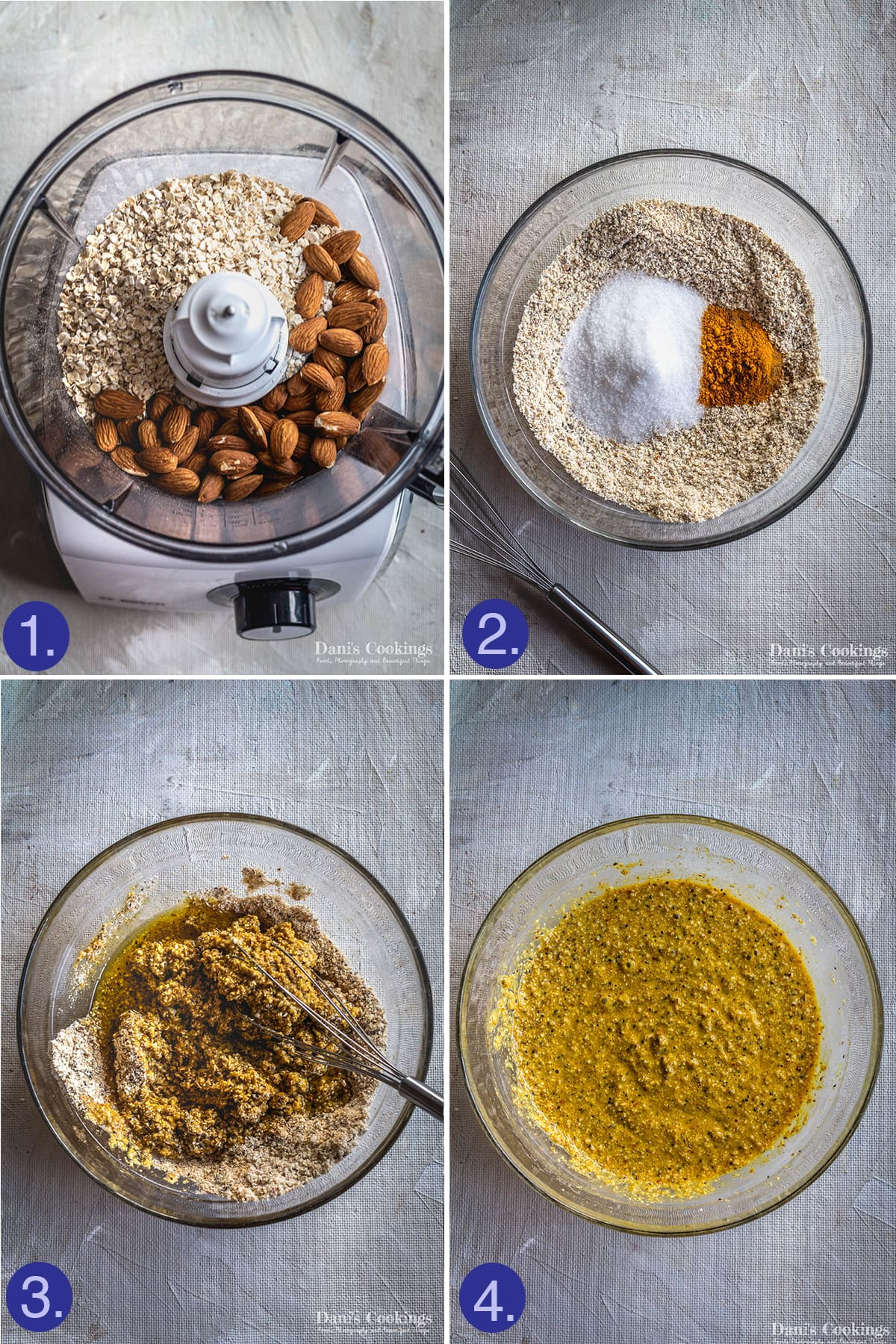 steps to make a clementine cake